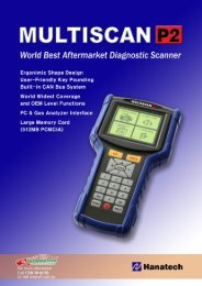 World Best Aftermarket Diagnostic Scanner - Automotive Service ...