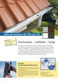 Duplex-Dachrinne - Hellweg - Seite 4