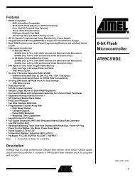 MCB2470 Examples - Keil