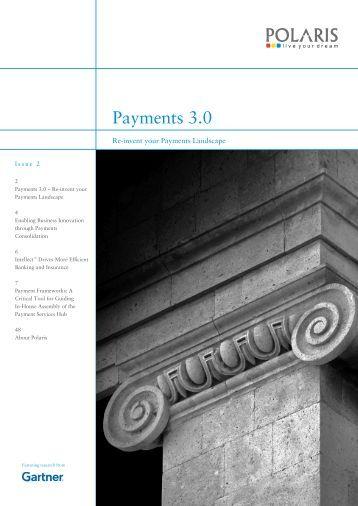 Payments 3.0 - Polaris Software Labs Ltd.