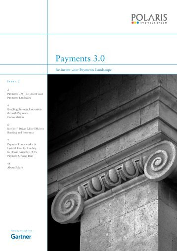 Payments 3.0 - Polaris Software Labs Ltd.