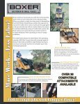 Boxer's Loader and Mini Excavator PDF Brochure - Page 2