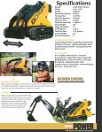 Boxer's Loader and Mini Excavator PDF Brochure - Page 3
