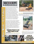 Boxer's Loader and Mini Excavator PDF Brochure - Page 4
