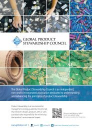 to download our latest brochure - Global Product Stewardship Council