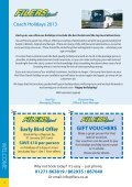 Download 2013 Brochure - Filers Travel - Page 2