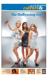 The Hollyscoop Girls - Armenian Reporter