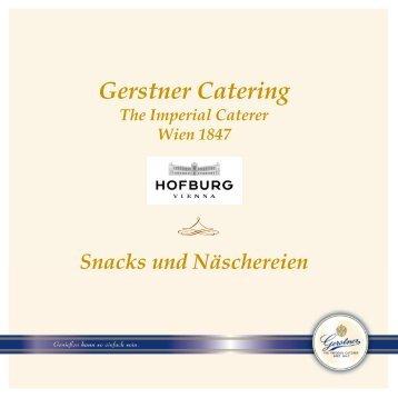 Snacks und Näschereien Download - Gerstner