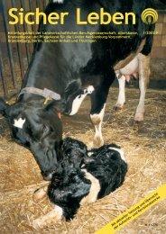 SL Ausgabe 2002-1 P - Die Landwirtschaftliche Sozialversicherung
