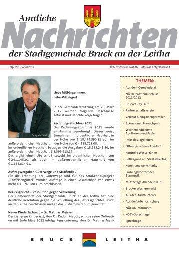 (3,71 MB) - .PDF - Stadtgemeinde Bruck an der Leitha