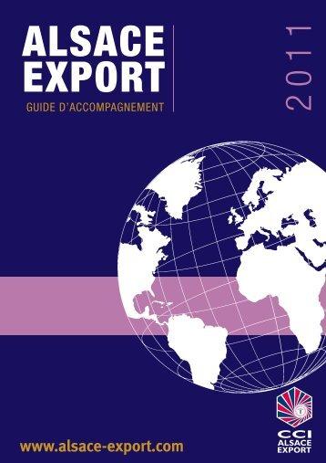 2011 alsace export - Vins d'Alsace