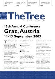 The Tree 18 - Academia Europaea