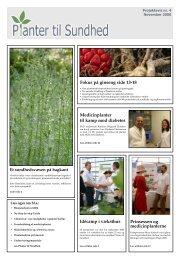 Planter til sundhed - Praktiserende Phytoterapeuter