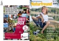 Magazin für Freizeit und Umwelt Almwandern mit ... - Naturfreunde