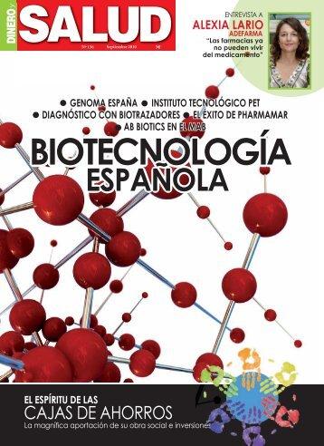 BIOTECNOLOGÍA ESPAÑOLA - Dinero y Salud