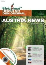 Ausgabe Februar 2011 - HEIZOMAT GmbH