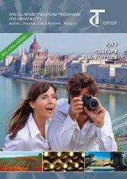 City Culture CountrySiDe - Tourism Concepts Unternehmen