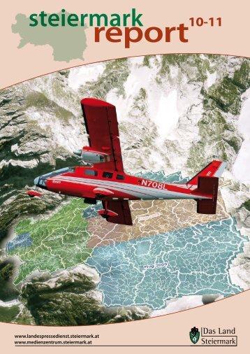 Steiermark Report Oktober 2011 - einseitige Ansicht (für kleinere