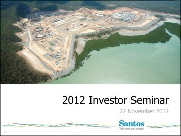 PNG LNG - Financial Review