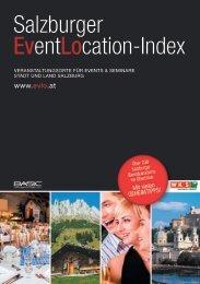 Salzburger EventLocation-Index - BASIC IT