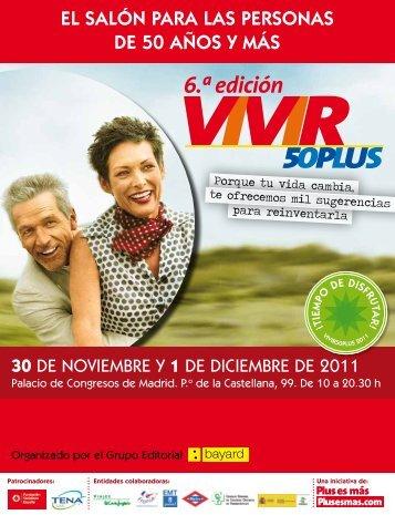 vivir50plus - Plusesmas.com
