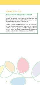 Frühling herbst - Biosphärenpark Großes Walsertal - Page 2
