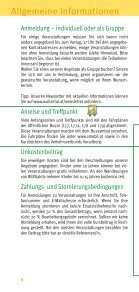Frühling herbst - Biosphärenpark Großes Walsertal - Page 4