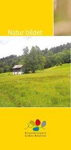 Frühling herbst - Biosphärenpark Großes Walsertal - Page 6