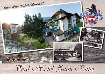 aktuell Preisliste (5,43 MB) - Hotel Ritter