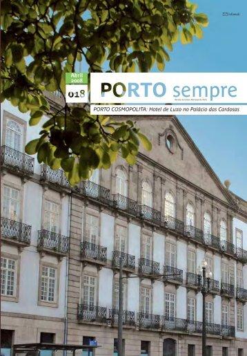 PORTO COSMOPOLITA - Câmara Municipal do Porto