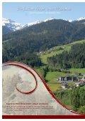 Prospekt Hotel Bergkristall Wildschönau - Seite 4