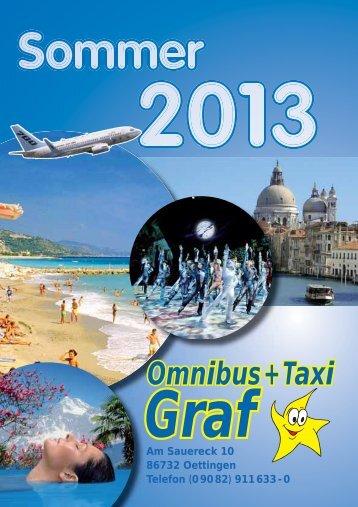 Preis 59 - Omnibus und Taxi Graf GmbH