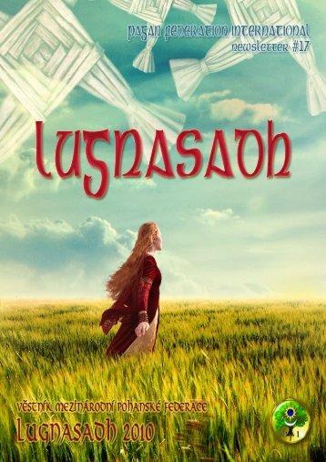 Lugnasadh 2010 - Pohanská Federace
