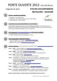 atelier chaudronnerie metallerie - soudure - Soudeur.com