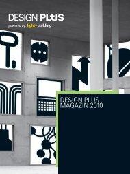Design plus Magazin 2010 - HFB