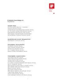 iF e.V. Mitgliederliste April 2009 - iF - International Forum Design ...