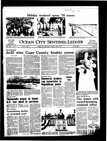 CITY SENTINEL-LEDGER - On-Line Newspaper Archives of Ocean ...