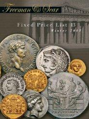 Coins - Freeman & Sear