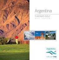 Turismo Golf Compartir - Argentina