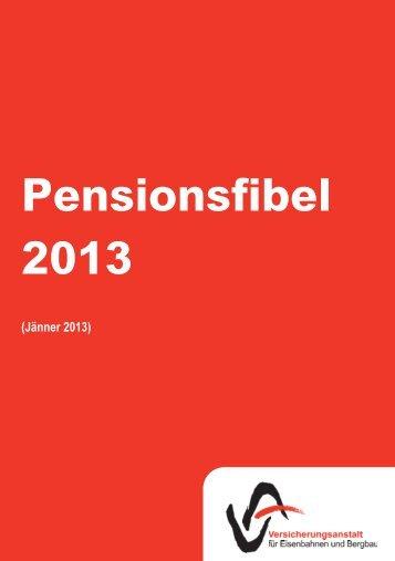 Pensionsfibel - VAEB
