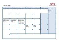 European Real Estate Calendar 2012 - Deutsche EuroShop
