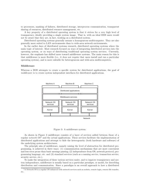 Distributed Systems - Heiser, Gernot