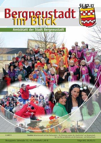 Bezugspreis: Jahresabo 15 - Stadt Bergneustadt