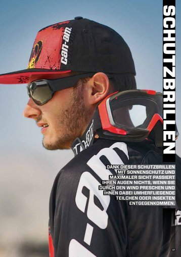 can-am-brillen - Zweirad Voit