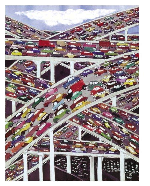 Freeway Metropolis