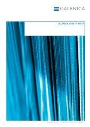 galenica 2009 in brief - Alloga