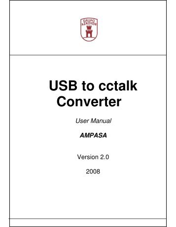 USB to DH485 Interface Converter 1747-UIC