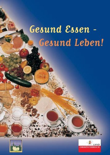 Gesund Essen - Gesund Leben!