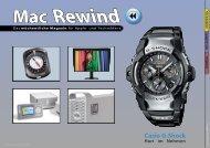 Mac Rewind - Issue 44/2008 (143) - MacTechNews.de - Mac Rewind