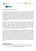rekomendacje działań i kierunków wsparcia rozwoju dla sektora ... - Page 5